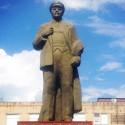 памятник ленину. мокшан фото