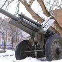 Комплекс военной техники (краеведческий музей)