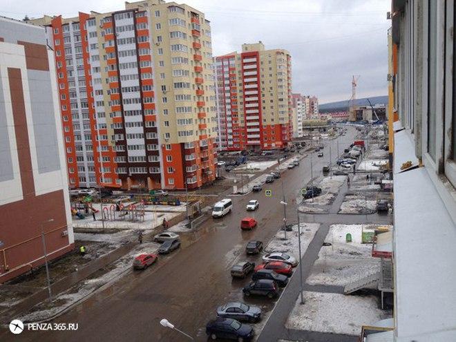 ПЕнза город Спутник