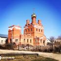Поселок Шемышейка, церковь Николая Чудотворца