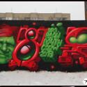 Граффити в пензе фотография