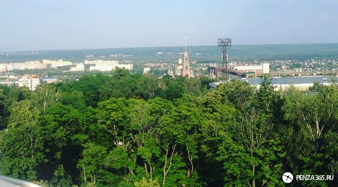 фото Город Пенза. Спасский кафедральный собор