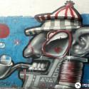граффити. ул Ворошилова (Ревность)