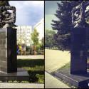 Город Пенза. Мемориальный коплекс, посвященный погибшим на Афганской войне уроженцам Пензенской области