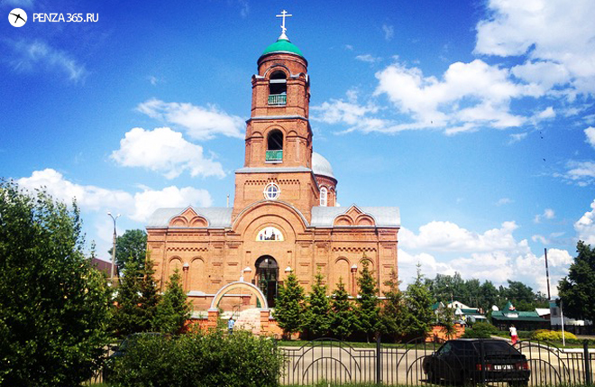 фото церковь  пенза