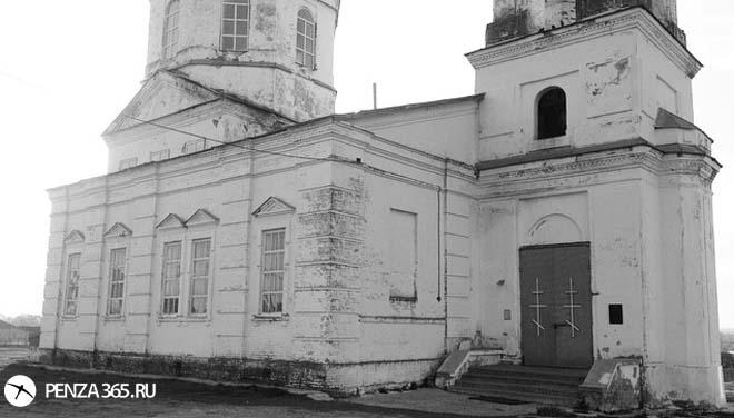 Церковь Михаила Архангела ПЕНЗА