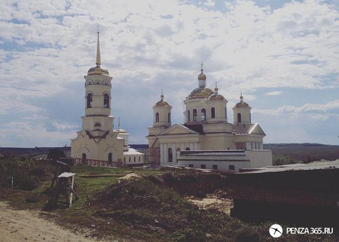 собор в селе большая валяева пензенская область