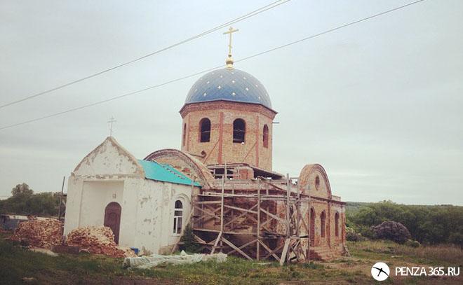 храм в Пензе и Пензенской области