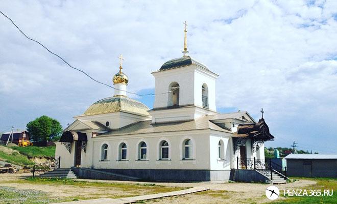 Церковь Иконы Божией Матери Живоносный Источник