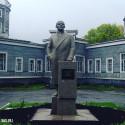 Памятник Ленину – Парк культуры имени Белинского, Пенза