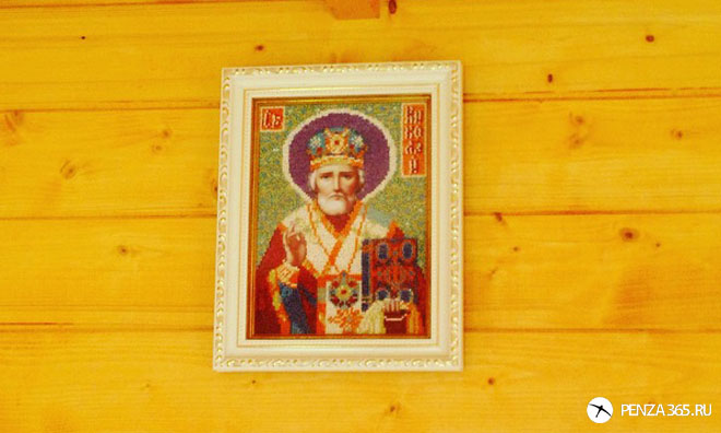 Село Ивановка. Источник Святителя Николая