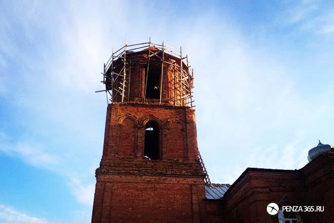 церковь в пензе 1