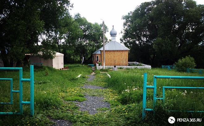 Село Богородское. Святой источник Параскевы Пятницы.