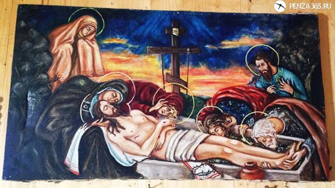 Село Богородское. Святой источник Параскевы Пятницы. фото