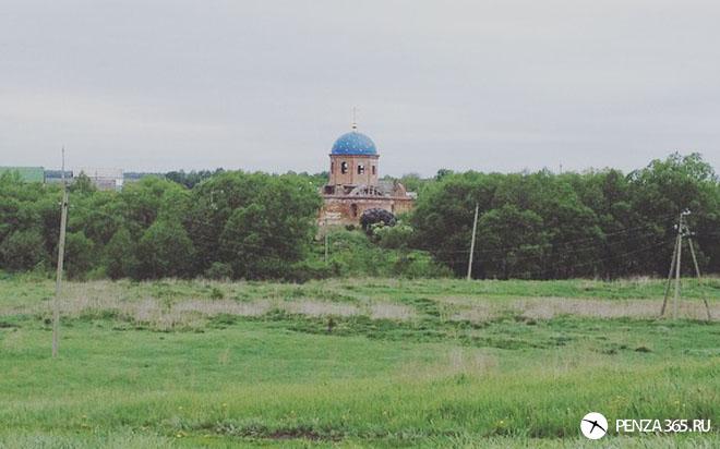 Храм в Пензенской области