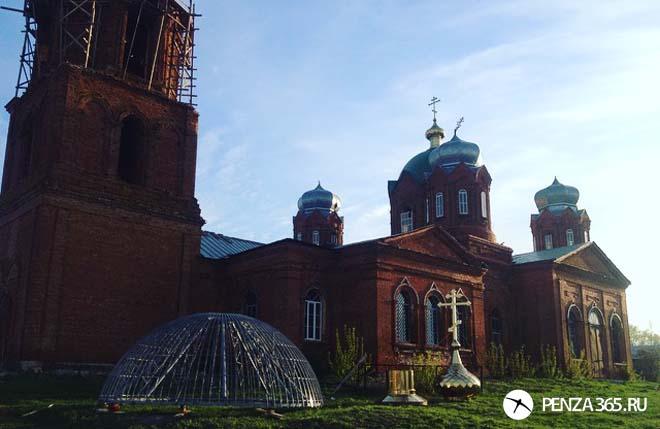 фото церкви в пензенской губернии