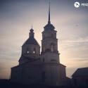 Церковь Михаила Архангела село Симбухово Мокшанского района Пензенской области.