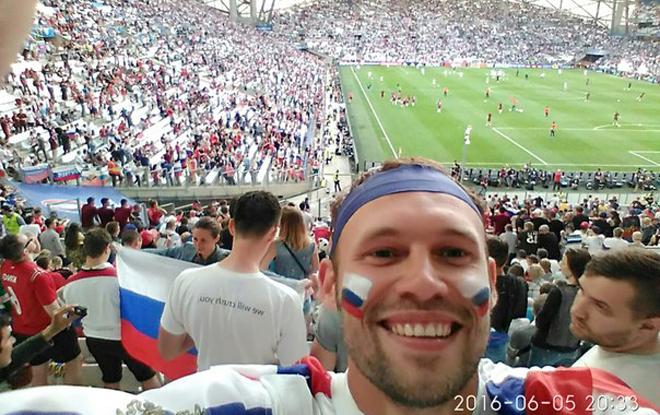 фото Записки Пензенского болельщика с ЕВРО — 2016