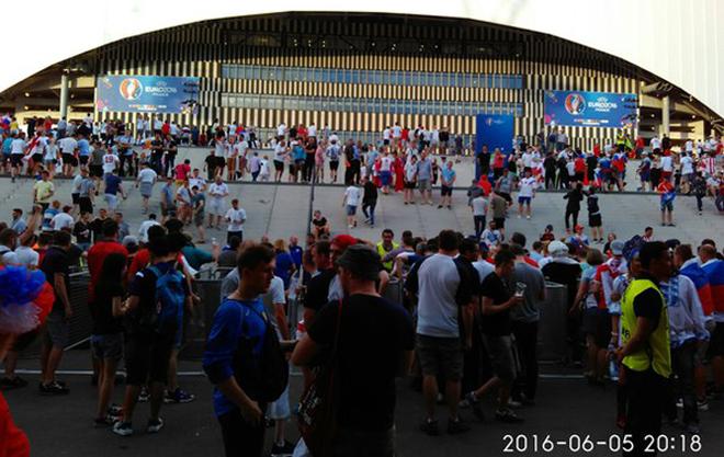 Записки Пензенского болельщика с ЕВРО - 2016 фото