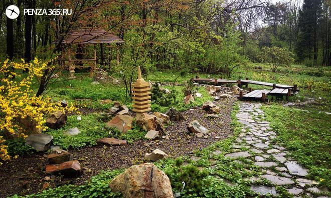 ботанический сад пенза фото пенза 365