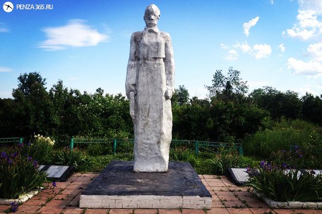 фото Село Богородское. Мемориальный комплекс погибшим войнам в Великой Отечественной войне.