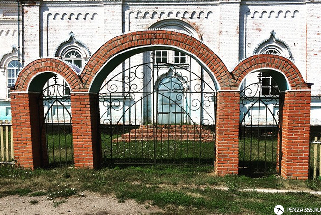 Село Усть – Каремша. Церковь Вознесения Господня фотография 2016