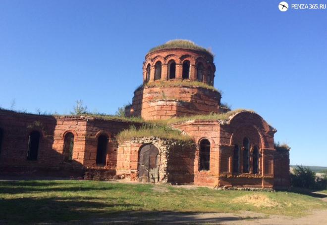 Село Усть – Каремша. Церковь Покрова Пресвятой Богородицы. фото2