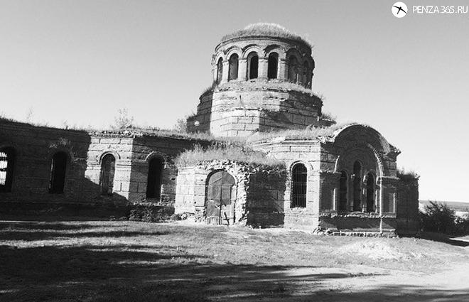 фото Село Усть – Каремша. Церковь Покрова Пресвятой Богородицы.