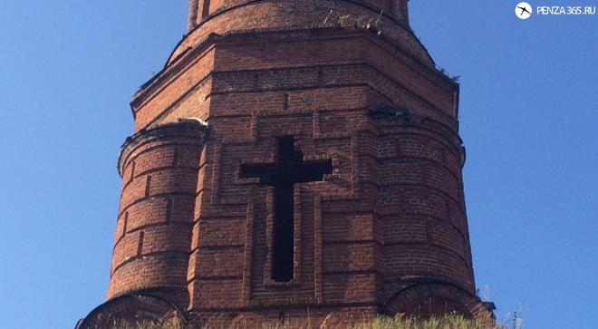 Село Усть – Каремша. Церковь Покрова Пресвятой Богородицы. фото