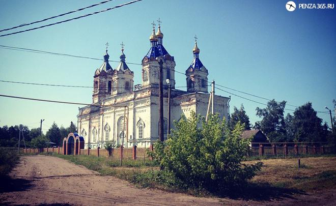 храм в пензе фото