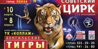 Советский цирк в Пензе.
